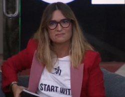 """Noemí Galera bromea en 'OT 2018': """"Estoy bizca, parezco Leticia Sabater"""""""