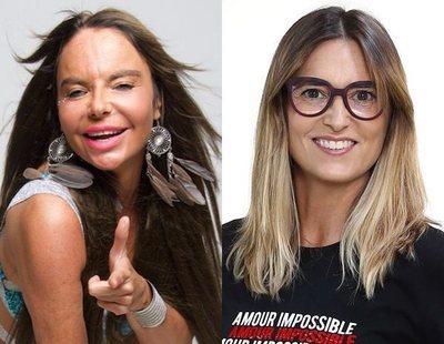 """Leticia Sabater a Noemí Galera: """"Aunque ya no soy bizca, me encanta que te acuerdes de mí"""""""
