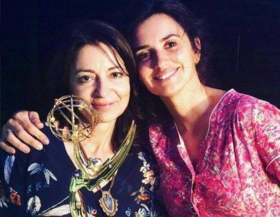 """Ana Lozano, ganadora del Emmy por 'ACS: Versace': """"Es bonito ver a Penélope transformarse"""""""