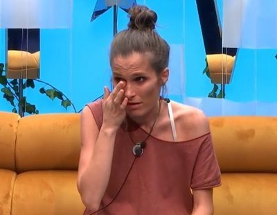 """Verdeliss rompe a llorar tras la contestación de Garó: """"Es por la seguridad de mi bebé"""""""
