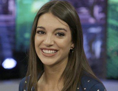 Ana Guerra desvela detalles de su disco en 'El hormiguero'
