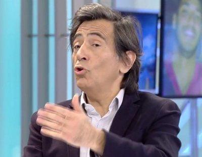 """Arcadi Espada llama """"mariconazo"""" a Rufián y la Generalitat abre diligencias contra él"""
