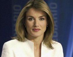 La Reina Letizia intentó ser reportera de 'Madrid Directo'