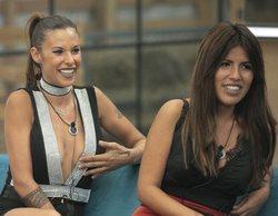 """Chabelita y Techi se ríen en 'GH VIP 6' de las destrezas sexuales de Alejandro Albalá: """"La tiene normal"""""""
