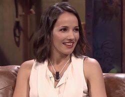 """'La resistencia': Rebeca Haro le dice la """"frase más sobrada"""" a David Broncano al mencionar Tinder"""