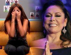 """Isabel Pantoja habla en directo con Chabelita en 'GH VIP 6': """"Voy a estar contigo siempre"""""""