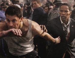 """La película de neox, """"Asalto al poder"""", se convierte en lo más visto de la jornada (3,9%)"""