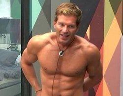'GH VIP 6': Darek, pillado desnudo mientras se quita los calzoncillos