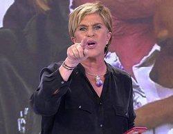"""Kiko Hernández tiende una trampa a Chelo Gº Cortés y ésta estalla: """"¡Me parece muy feo!"""""""