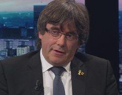 """La tensa entrevista a Puigdemont en Bélgica: """"Si quiere dignidad debería volver y encerrarse en la cárcel"""""""