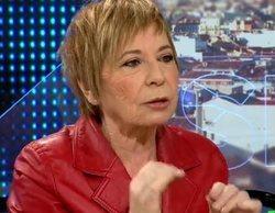 Celia Villalobos, pillada por laSexta comprando en Internet en plena sesión del Congreso