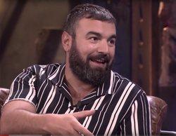 """Rober Bodegas reaparece en televisión tras su monólogo: """"Me apetecía un descanso de que me parara la gente"""""""