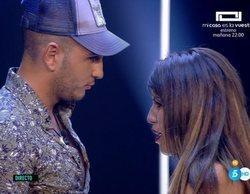 """Isa Pantoja y Omar Montes rompen su relación en directo en 'GH VIP 6': """"Estás haciendo un papel"""""""