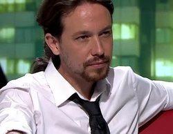Pablo Iglesias visitará 'El objetivo' el próximo domingo 30