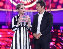 Soraya gana la primera gala de 'Tu cara me suena 7' con su imitación de Katy Perry