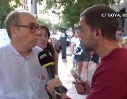 """Un reportero de 'Madrid Directo' simula un atraco con pistola y así le responden: """"No quiero seguir viviendo"""""""