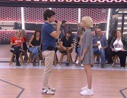 'OT 2018': Alba Reche y Miki sobresalen en el primer pase de micros de la Gala 2 con bronca de Noemí Galera