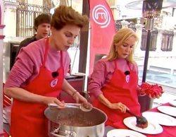 """Antonia Dell'Atte y Carmen Lomana continúan con su conflicto en 'MasterChef Celebrity 3': """"No seas hortera"""""""