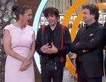 Javier Ambrossi y su sorpresa a Samantha Vallejo ('MasterChef Celebrity'): Fue camarero de su catering