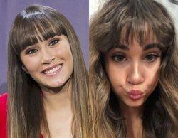 """El desastre de Aitana ('OT 2017') al intentar cambiar de look: """"Parece que llevas un mes haciendo el Rocío"""""""