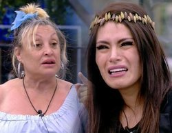 """Aramís Fuster ('GH VIP 6') despierta de su letargo y se enfrenta a Miriam Saavedra: """"¡Eres asquerosa, diablo!"""""""