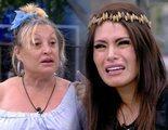 """'GH VIP 6': Aramís Fuster despierta de su letargo y se enfrenta a Miriam Saavedra: """"¡Eres asquerosa, diablo!"""""""