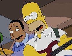 Neox prolonga su dominio en las temáticas con su sobremesa de 'Los Simpson' (5,5%)