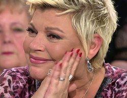 'Sálvame': Terelu Campos rompe a llorar al anunciar que se someterá a una doble mastectomía