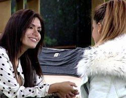 """El inesperado acercamiento entre Miriam y Mónica en 'GH VIP 6' tras una borrachera: """"Mónica, te quiero"""""""