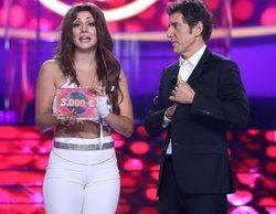 'Tu cara me suena 7': Mimi se convierte en ganadora de la Gala 2 gracias a su imitación de Thalía