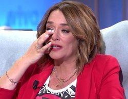 'Viva la vida': Toñi Moreno rompe a llorar al hablar sobre cáncer, la enfermedad que mató a su padre