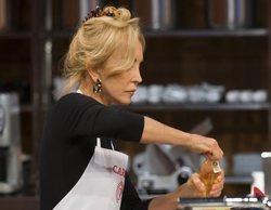 """'MasterChef Celebrity': Carmen Lomana denuncia que Antonia Dell'Atte le """"envió audios diciendo barbaridades"""""""