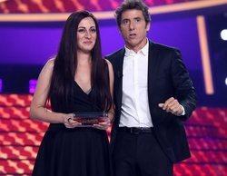 'Tu cara me suena 7': María Villalón gana la Gala 3 con su imitación de Camela