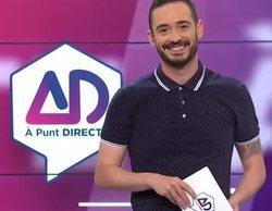 'À Punt directe' explica por qué no hablaron en castellano a una entrevistada y esta responde