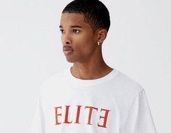 Pull&Bear crea una colección de sudaderas y camisetas de 'Élite', la exitosa serie de Netflix