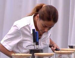 'GH VIP 6': Mónica Hoyos escupe en la tostada de Miriam Saavedra y esta se la come sin saberlo