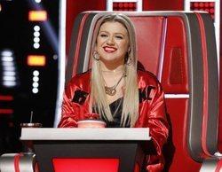 'The Voice' lidera la noche en su duelo musical contra los American Music Awards