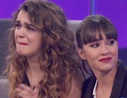 'OT 2018' : El emotivo mensaje de Amaia y Aitana que hizo llorar a Noemí Galera en 'El chat'