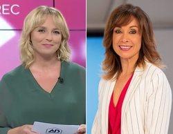 Así han sido las primeras audiencias de À Punt: Del éxito de los informativos al mal dato de Carolina Ferre