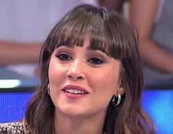 'Menuda Noche': Aitana ('OT 2017') y el cantante Francisco visitan el programa de Juan y Medio