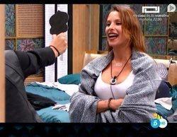 """'GH VIP 6': Fuerte encontronazo entre Techi y Miriam: """"Tiparraca, asquerosa, ridícula, cardo"""""""
