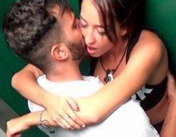 'GH VIP 6': Suso y Aurah Ruiz protagonizan una apasionada escena de amor encerrados en el baño