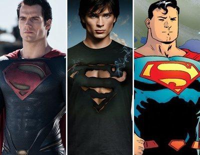 Las principales licencias que se tomó 'Smallville' frente al universo Superman