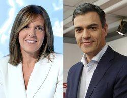 'Telediario 1' abre con los abucheos a Pedro Sánchez en el desfile del 12 de octubre y su fallo de protocolo