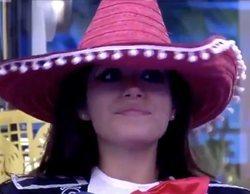 Miriam Saavedra baila y llora durante una fiesta de 'GH VIP 6' bajo la atenta mirada de Tony Spina