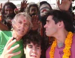 """Los Javis se van de excursión a la India con Calleja: """"Estoy flipando como nunca"""""""