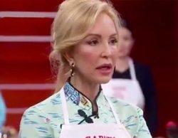 """Carmen Lomana destripa la repesca de Antonia Dell'Atte en 'MasterChef Celebrity 3': """"Vuelve la impresentable"""""""