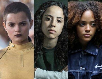 Brianna Hildebrand, Kiana Madeira y Quintessa Swindell protagonizan 'Trinkets' en Netflix