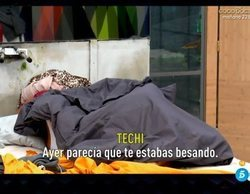 'GH VIP 6' desvela la mayor mentira de Techi: Chabelita nunca le dijo que tuviera algo con Asraf