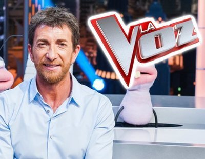 Pablo Motos da la primera pista sobre el presentador de 'La Voz'